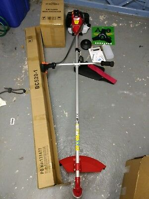 Petrol Grass Strimmer 2 Stroke 43cc ( New in box) inc bush cutter