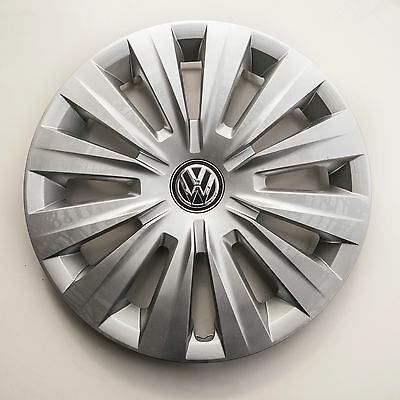 Set Of 4 Hubcaps For Volkswagen Golf 15 Inch Wheels Cover Hub Caps Wheel Covers