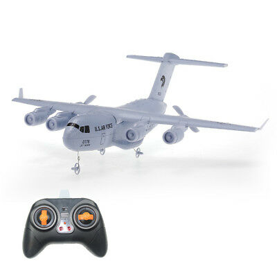 2.4Ghz Remote Control Plane RC Airplane C-17 Helicopter Aircraft Drone Kids Toy