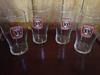 16 Oz Libbey Widmer Brothers Pub Glasses (6)Glass