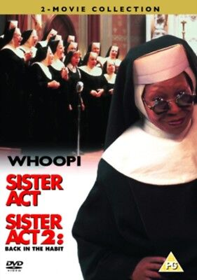 Sister Act / Sister Act 2 - Back in the Habit Box Set (DVD, 1993) *NEW/SEALED*