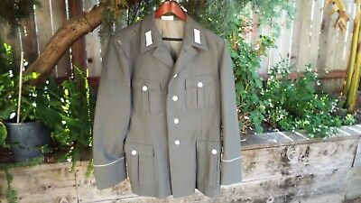East German Army Officer Tunic Jacket Great Condition