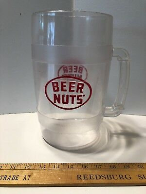 """Beer Nuts Pitcher - Plastic Gallon Size 10.5"""""""
