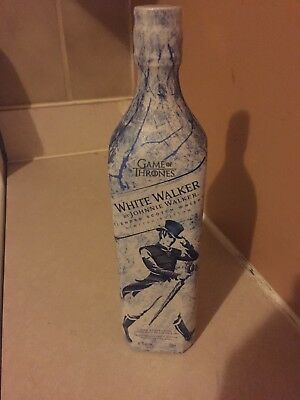 Johnnie Walker The White Walker Special Edition **Extremely Rare*** SOLD OUT