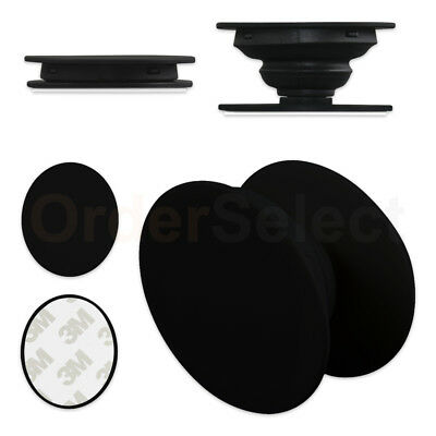 Universal PULL OUT - UP Phone Stand Expand Grip Tablet Holder Oval Mount Stand