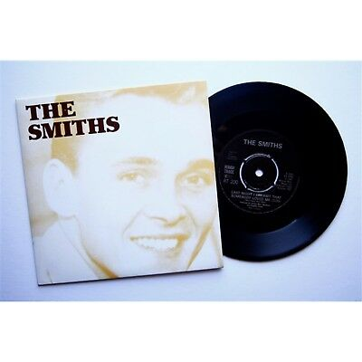 "The Smiths - Last Night I Dreamt That Somebody Loved Me - 7"" Uk 1987 - Near Mint"