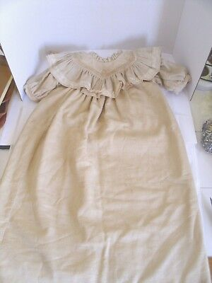 Victorian Baby's Winter Coat Padded Cotton Historical Interest Doll's Clothes?