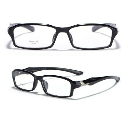 NEW MEN SPORT Eyeglass Frames Myopia Glasses Optical Eyewear Frame ...