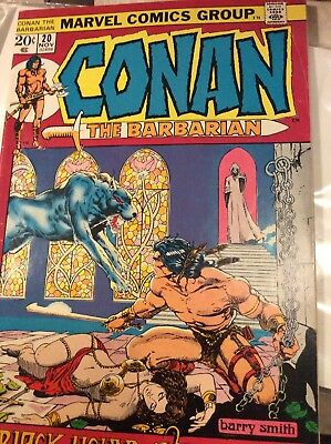 Conan The Barbarian Bronze Age #17-70, LOT of 50 Marvel  NM