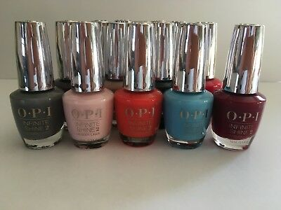 OPI Infinite Shine Nail Polish, U Pick Color, 0.5 oz, list #2, FREE SHIPPING