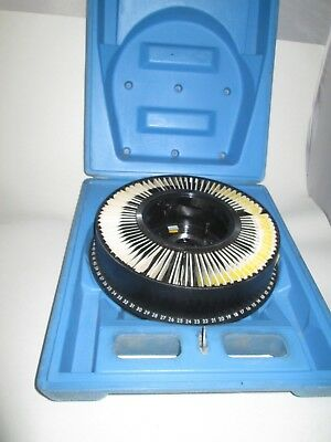 Kodak Carousel Beginings Of Photographic Composition Slide Projector Tray Case
