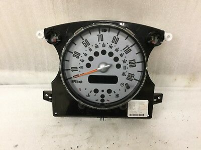 BMW Mini Cooper One S JCW Speedo Clock Instrument Cluster R50 R52 R53 6978318