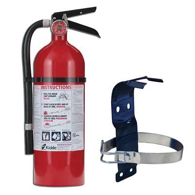 Pro 2A:10-B:C Fire Extinguisher Bundle with 5 lb. Mounting Bracket