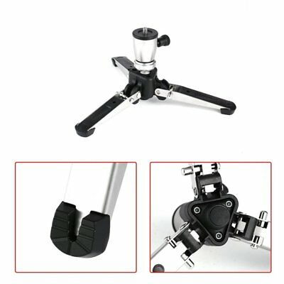 Universal Three Feet Monopod Support Stand Base for DSLR Camera 3/8 1/4 Screw BG
