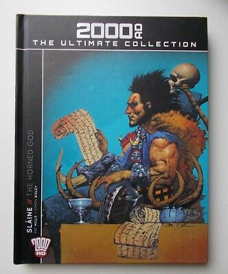 SLAINE THE HORNED GOD, 2000AD Ultimate Collection / Issue #1 / Vol 32