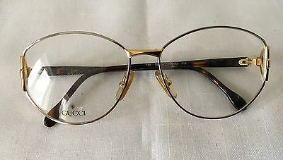 Gucci Vintage Metal frame New with Demo Lenses Model GG2349/N P14