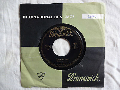 THE FOUR ACES - Melody Of Love/There Is A Tavern In The Town (BRUNSWICK) D 1954