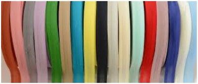 Cotton Bias Binding Tape 25MM (1 INCH) 40 Colours Available