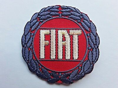ALFA ROMEO CLASSIC ITALIAN MOTORSPORT RACING RALLY EMBROIDERED PATCH UK SELLER