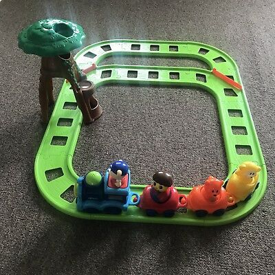 Chicco Train & Track In Excellent Condition Battery Operated