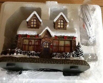 Hawthorne Village Thomas Kinkade Fine Furniture 2003 New/COA