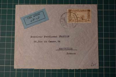 Early Syrie airmail cover