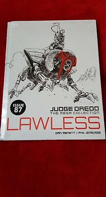 Judge dredd mega collection issue 87