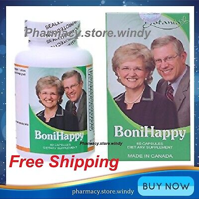 4 BoniHappy - Cure Chronic Insomnia, Helps To Make Sleep Better And Deeper - NEW