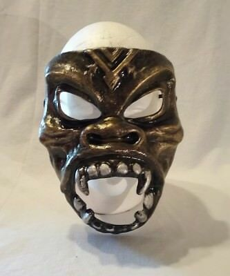 M'baku tribal  mask, inspired by the black panther movie . Not the original mask