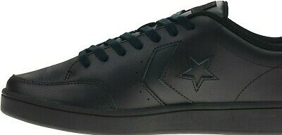 Converse Star Court Ox Leather Black