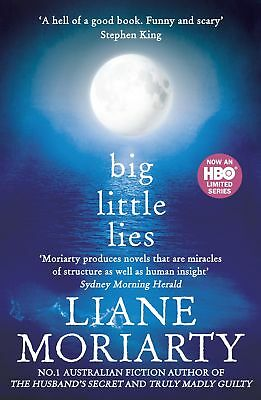 Big Little Lies - Liane Moriarty - Fast Free Postage