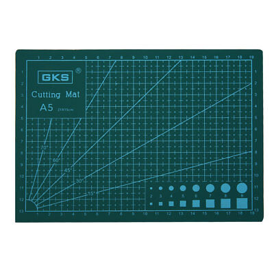Double-sided Cutting Mat Self Recovery Mat For Fabric And Paper Engraving O@OI