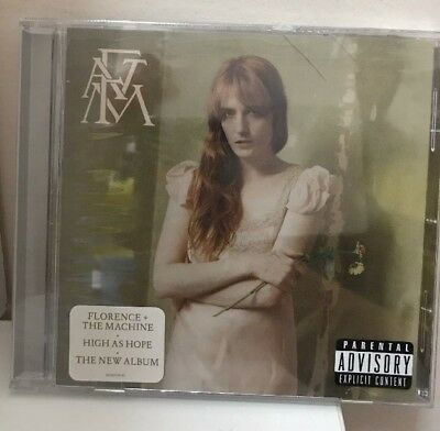 Florence and the Machine High As Hope CD