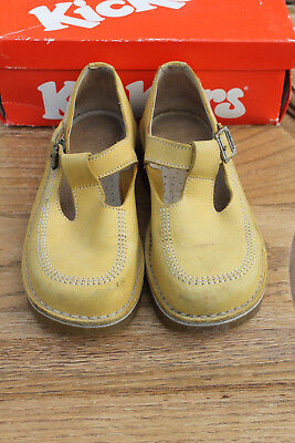 37 Kickers D'occasion 12 Pointure Eur 00 Chaussures Ocre aRCEqzxOw