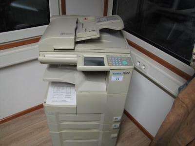 Multifunktionsdrucker KONICA 7022