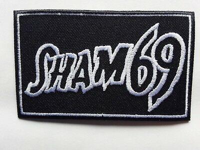 BUZZCOCKS ENGLISH PUNK ROCK 70s MUSIC BAND EMBROIDERED QUALITY PATCH UK SELLER