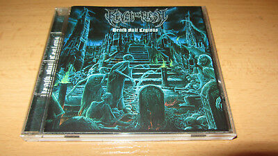 REVEL IN FLESH: Death Kult Legions CD 2014 death metal from Germany