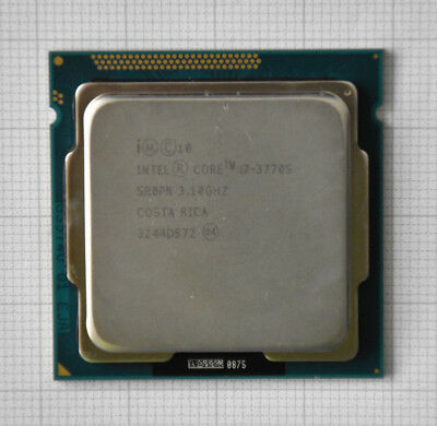 Intel Core i7-3770S 3.1GHz Quad-Core Sockel 1155