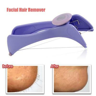 Facial Hair Remover Defeatherer Cotton Thread Hair Body Face Hair Removal BT