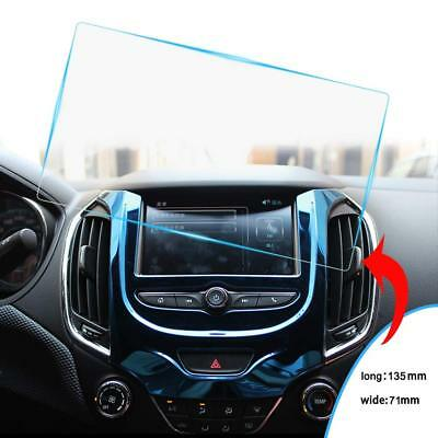 Car Navigation Screen Protector ClearTempered Glass Protective 6-Inch(134×71mm)