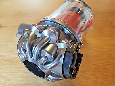 Genuine Dyson V6 Red Total Clean Cyclone + Bin Assembly !!
