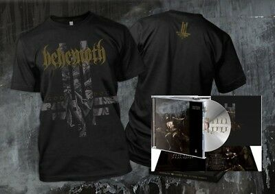 Behemoth CD+T-SHIRT I Loved You At Your Darkest SPECIAL PACK Strictly Limited 66