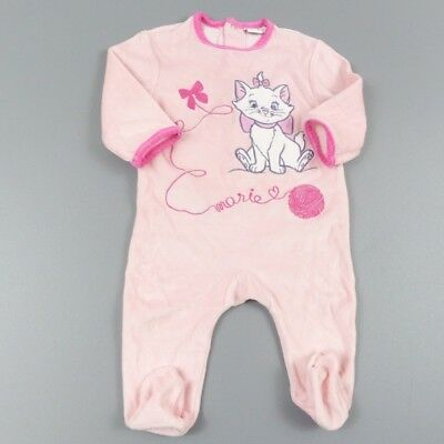 baby girl Sleepsuit , pyjama Autumn , Winter  Size 6-9 Months Disney