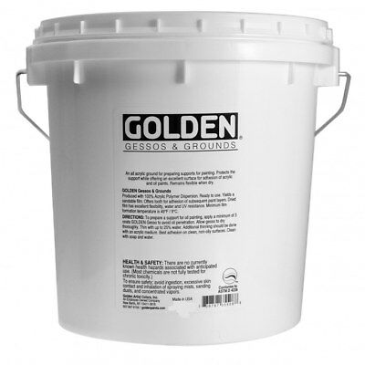 Background Absorbent White (ABSORBENT Ground) 236 ml - Golden