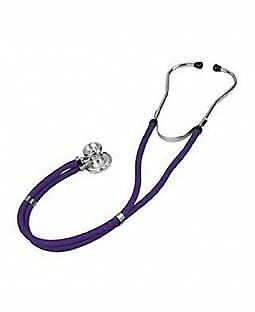 Timesco Twin Tube, Sprague Rappaport Stethoscope, Purple