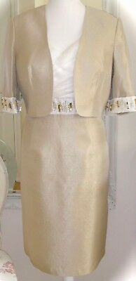 CLEARANCE..John Charles Mother Of The Bride/Groom Formal Size 18 NWT