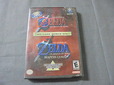 The Legend of Zelda: Ocarina of Time - Master Quest (Nintendo GameCube, 2003)