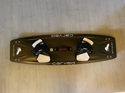 CARVED IMPERATOR 6 135cm x 41cm inkl. Ultra Pads + Straps, sehr guter Zustand!!!