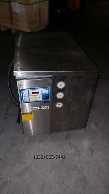 Advantage Engineering Industrial Chiller 2 Ton unit with pump & reservoir