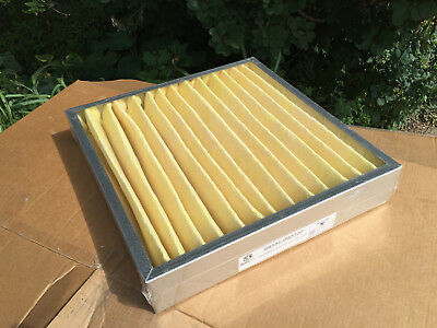 1 Flanders foremost in air filtration  84555.042020  20x20x4 one air filter